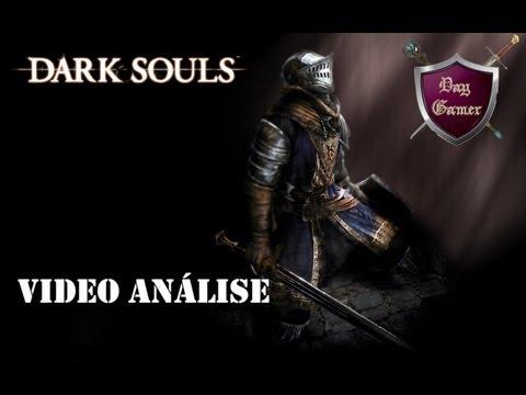 Video análise de Dark Souls