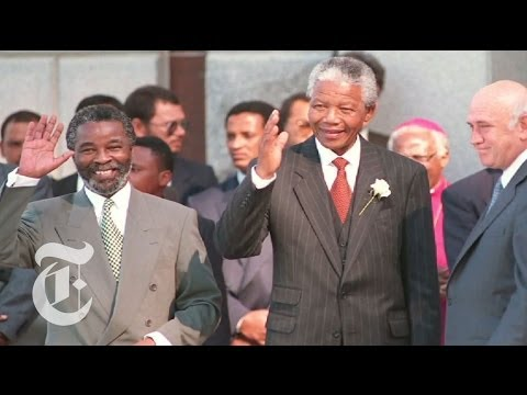 Nelson Mandela Death: A Look at South Africa's First Black President - Documentary