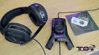 Roccat Kave XTD 5.1 Gaming Headset: Mic Test & Sound Demo