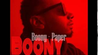 Boony - Paper