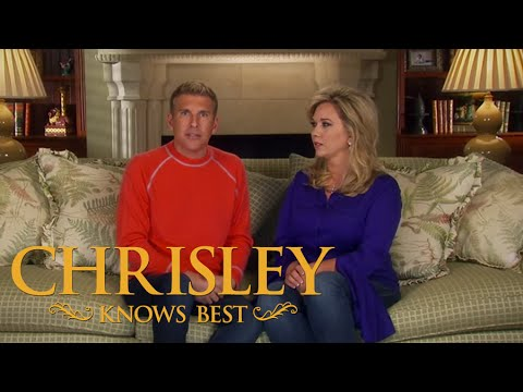Julie Chrisley Chrisley knows best, season 1