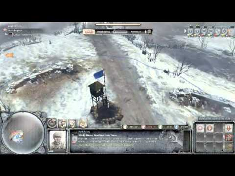 Company of Heroes 2: Winter Defense