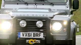 Land Rover Defender vai sair de linha no fim de 2015