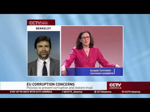 Corruption Concerns in the EU