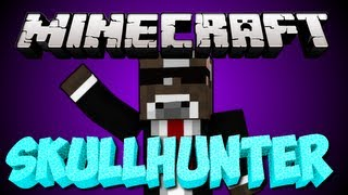 Minecraft SKULL HUNTER Server Minigame w/JeromeASF and More
