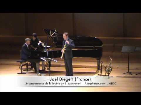 3rd JMLISC Joel Diegert (France) L'incandescence de la bruine by B. Mantovani