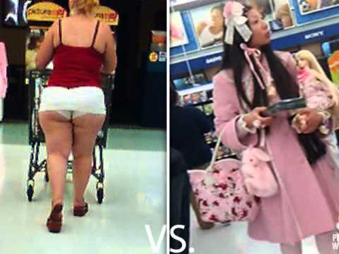 Mystery Buyers People Of Walmart Too Sexy And I Know It ...