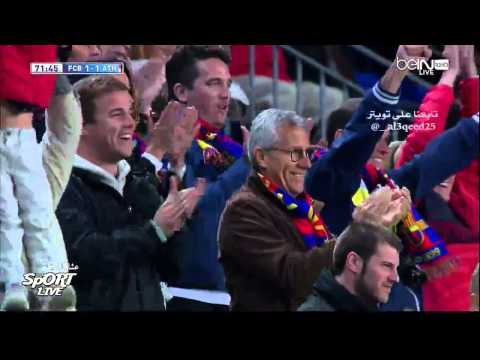 Barcelona vs Athletic Bilbao 2-1 ~ All Goals & Highlights ( 20/04/2014 ) HD