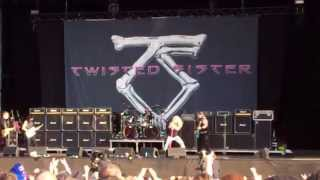 TWISTED SISTER - Download Festival 2014