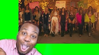 "LITTLE MIX ""POWER"" VIDEO (REVACTION)