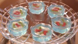 Wagashi Goldfish bowl Making Kit ~和菓子 金魚鉢セット