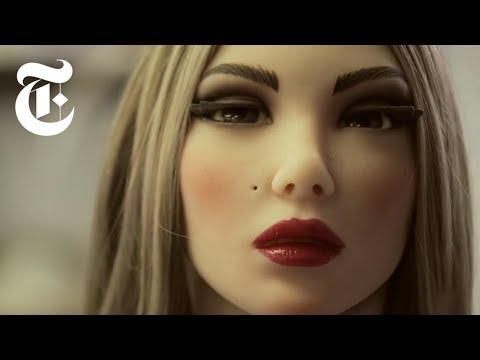 Uncanny Lover: Building a Sex Robot | Robotica | The New York Times