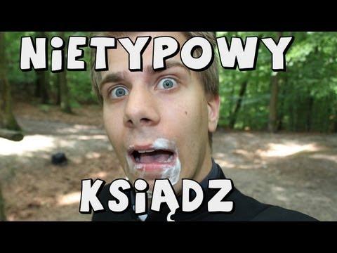 Śmieszny filmik - NIETYPOWY KSIĄDZ - Kisiel .