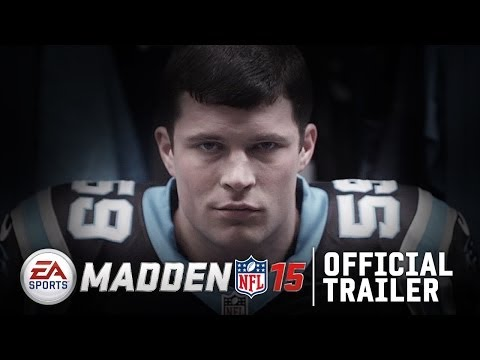 Thumbnail image for ''Madden NFL 15' Official Trailer'
