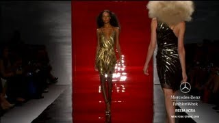 Reem Acra Spring/Summer 2014 Video - New York