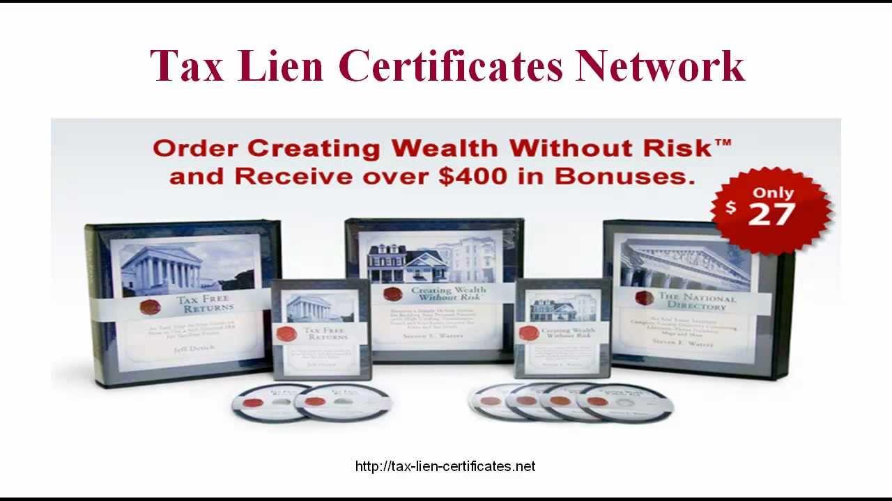 Tax Foreclosure Sales