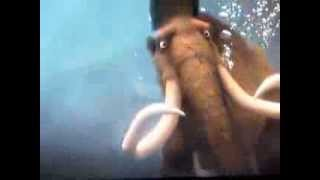 Ice Age 2 Manny Vs Cretaceous And Maelstrom