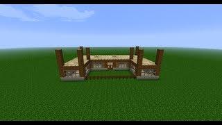 Minecraft Construction D'une Maison Ep 1