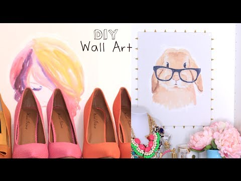 Bare Walls? DIY Easiest Print Art in Minutes