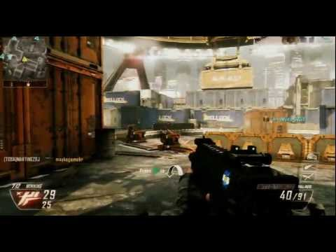 CALL OF DUTY BLACK OPS II - CARGO MAP - STREAM NONOLOKO LIVE!! TWITCH.TV