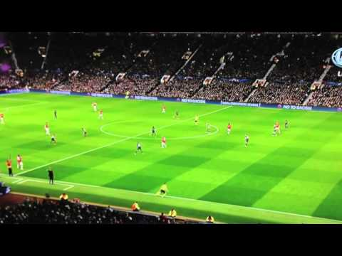 Manchester United vs Olympiakos Leg 2 (3-0) All Goals 2014