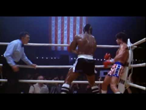 Rocky 3. Rocky Balboa Vs Clubber Lang....