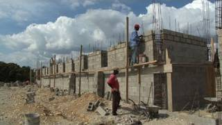Haiti's New Hospital