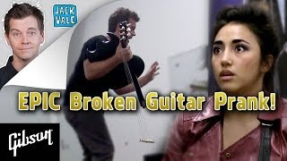 [EPIC Broken Guitar Prank (Ft. Alex G and Tyler Ward)] Video