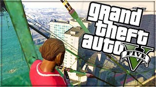 "GTA 5 FUNNY MOMENTS | ""ADVENTURES OF ETHAN & SIMON"" 