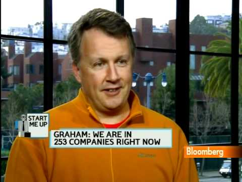 Y Combinator's Graham Doesn't See `Bubble' in Technology: Video