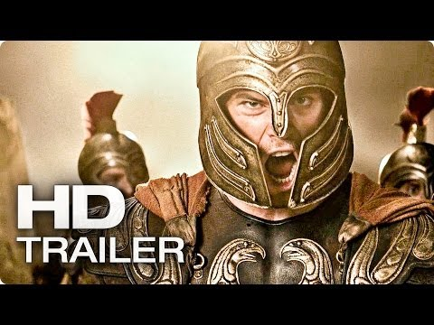 THE LEGEND OF HERCULES Offizieller Trailer Deutsch German | 2014 [HD]