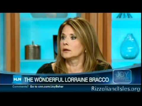 Lorraine Bracco on The Joy Behar Show (July 21, 2011)