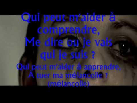 Sarah Michelle Sourire - lyrics