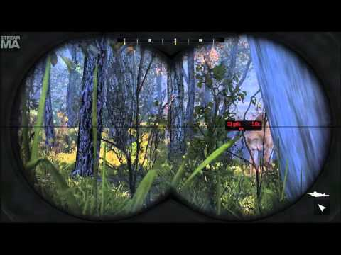 Cabela's Hunting Expeditions - Gameplay PC 2012 Phim Video ...