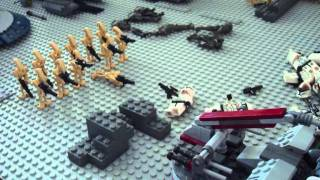 Lego Star Wars: The Clone Wars Battle
