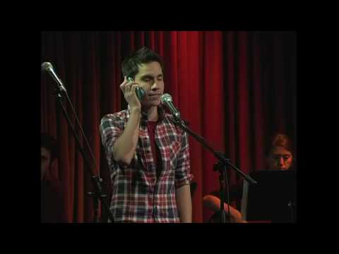 Sam Tsui singing The Phone Call by Ewalt and Walker from Bromance