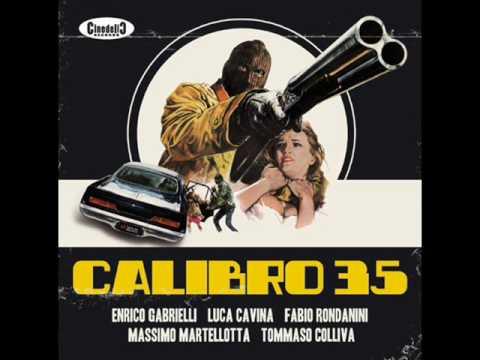 calibro 35 - Milano calibro 9 (Bouchet funk)