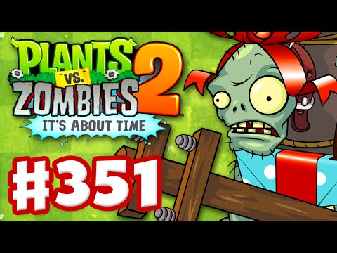 Plants vs. Zombies 2: It's About Time - Gameplay Walkthrough Part 351 - Birthdayz! (iOS)