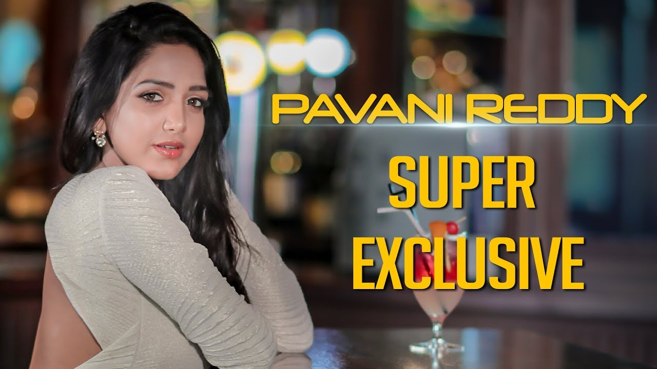 HOT & SEXY: Pavani Reddy Exclusive Photoshoot Making