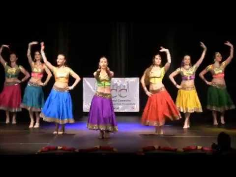 1234 get on the dance floor by Mohini Dance Group