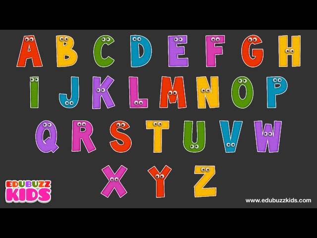 ABC Songs for Children | Alphabet Song for Kids