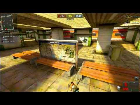 GamePlay Point Blank Mstation - AUG Gold