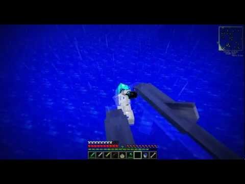 Minecraft: Ataque de Tubarão !!