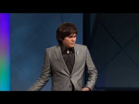 Joseph Prince - Step Into Jesus' Supply Daily - 16 Oct 11