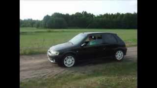 Peugeot 106 1,1 & 1,4
