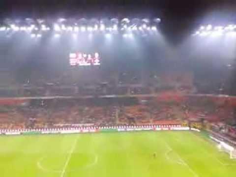 AC Milan vs Fiorentina 2013 0-2