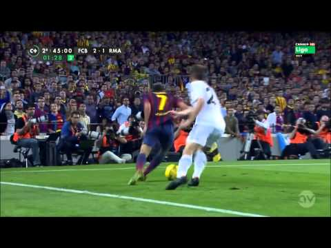 Pedro Rodriguez vs Real Madrid 2013/2014 (H) 26.10.2013 HD 1080p