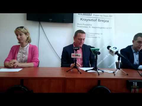 Poseł Krzysztof Brejza podsumowuje czteroletnią kadencję w Sejmie