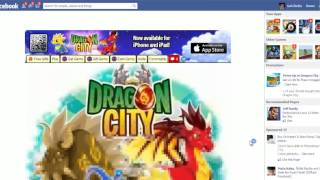 How To Find Facebook ID And Session ID [Dragon City]