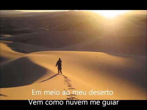 Guia-me Daniela Araujo - Play Back Letra